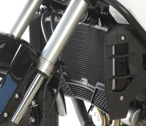 Radiator Guard BLACK - Honda Crosstourer 1200