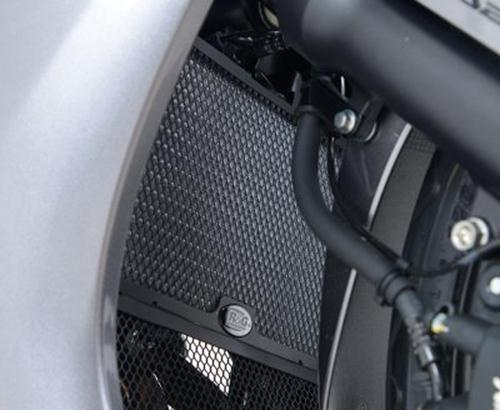Radiator Guard BLACK - Honda CBR500R