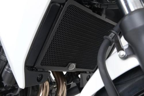 Radiator Guard BLACK - Honda CB500F / X '13-