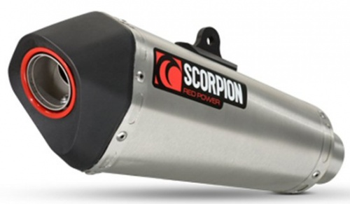 Triumph Speed Triple 1050 2011+ Scorpion Serket Taper Exhaust