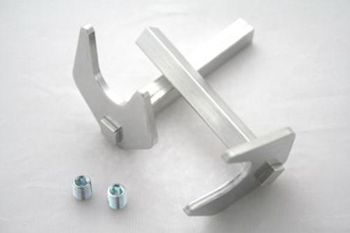 R&G stand hooks for Harris rear stand (pair)