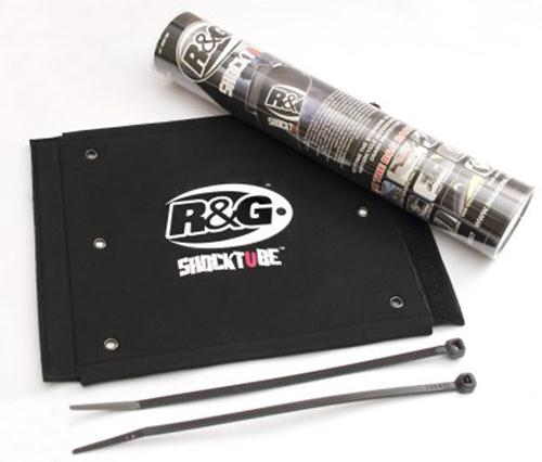 Shocktube 9.5'' x 11.5'' (originally listed as SHOCK10BK [R]