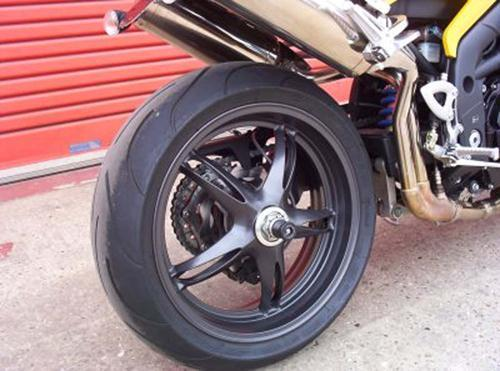 Rear Spindle Sliders, Daytona/TT600, Speed Four