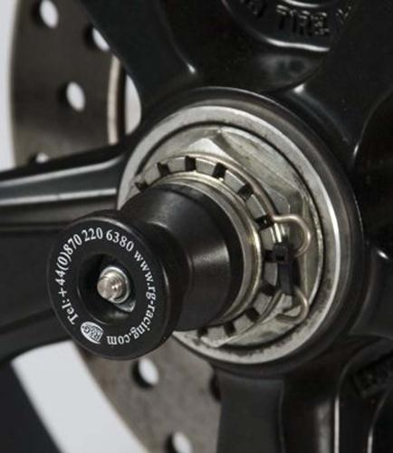 Rear Spindle Sliders, Ducati 748/848/916/996/998, HYM 796/1100, Monster 796, Streetfighter 848