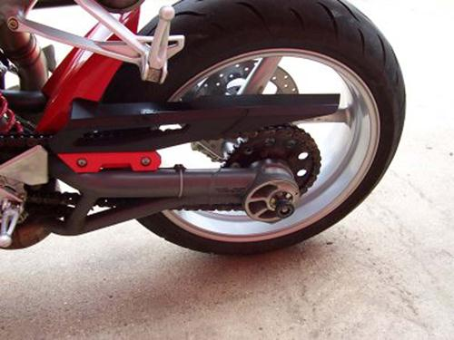 Rear Spindle Sliders, Benelli TNT '04-