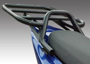 Suzuki SV650 / SV1000 03-08 Black Renntec Sport / Carrier Rack
