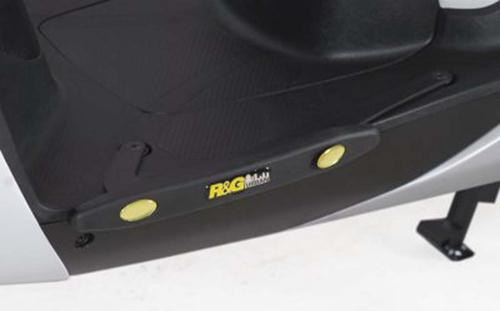 Footboard Sliders, Yamaha 125/250 X-Max '10-