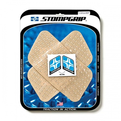 Universal Stompgrip Volcano Quadrilaterals