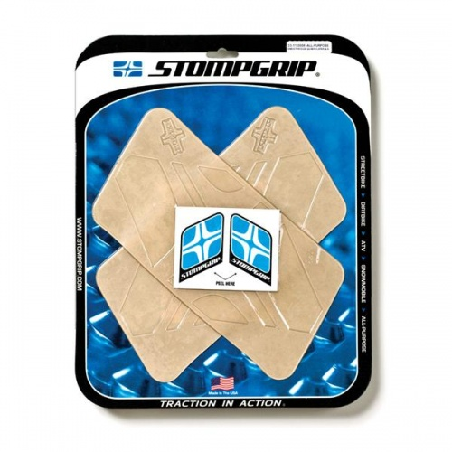 Universal Stompgrip Smoothridge Quadrilaterals