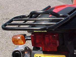 Honda VTR1000 SP Black Renntec Sport / Carrier Rack