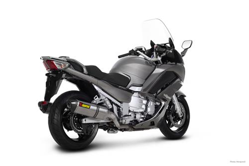 Yamaha FJR1300 06-14 Akrapovic Hexagonal Titanium Exhausts
