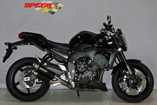 Yamaha FZ1 2006+ Bodis GPX2-S Exhausts