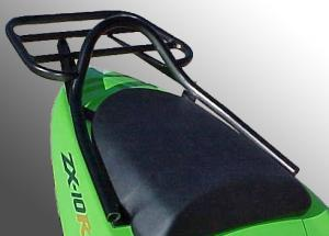 Kawasaki ZX-10R 04-05 Black Renntec Sport / Carrier Rack
