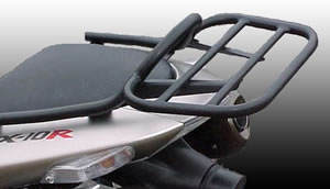 Kawasaki ZX-10R 06-07 Black Renntec Sport / Carrier Rack