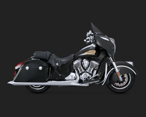 Vance & Hines Turndown Slip-On Exhausts