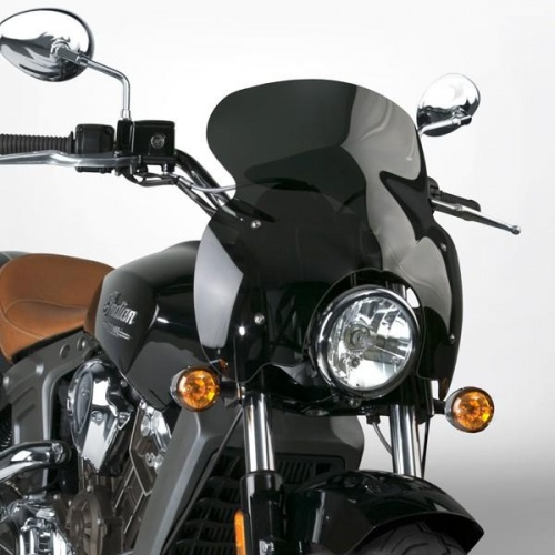 Indian Scout National Cycle Wave QR® Quick Release Windshield