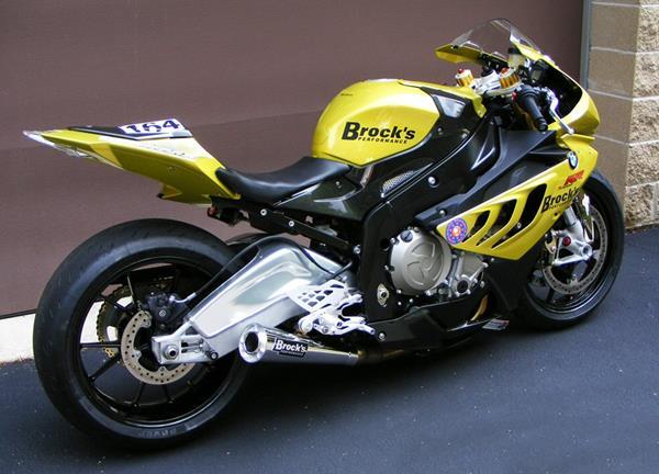 BMW S1000RR 1014 Brock\u002639;s 14\u0026quot; ShortMeg 2 Full System