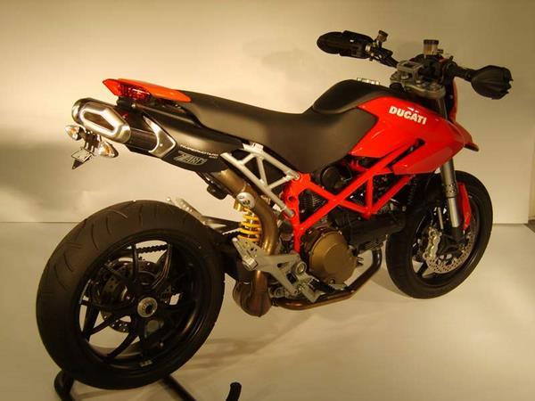Ducati Hypermotard  Oil Type
