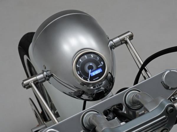 Daytona Custom Headlight In Chrome 5 3 4 Quot
