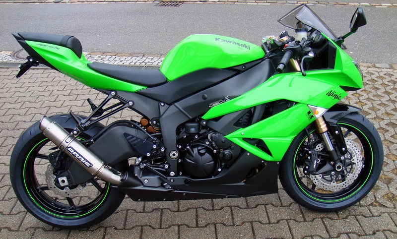 Kawasaki Zxr Exhaust Scorpion