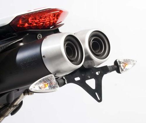 Rizoma Fox Fender Eliminator for Multistrada 1200 | Ducati