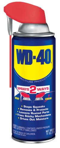 wd 40 multi use maintenance spray with smart straw 400ml. Black Bedroom Furniture Sets. Home Design Ideas