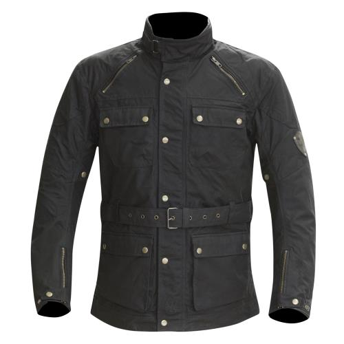 Merlin Rowan Wax Motorcycle  Jacket