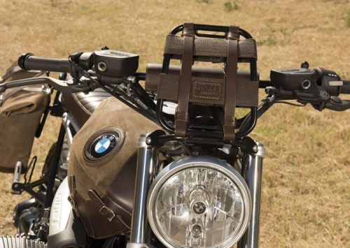 Unit Garage Front Luggage Rack for BMW R Nine T