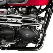 Triumph Bonneville Custom Parts