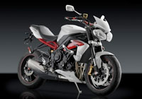 Triumph Steet Triple 2013 Rizoma Parts