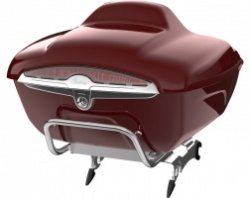 Indian Roadmaster Luggage