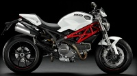 Ducati Monster 796 Rizoma Parts
