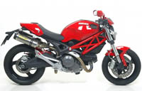 Ducati Monster 696 Rizoma Parts