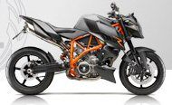 KTM Superduke Rizoma Parts