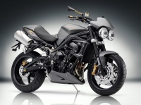 Triumph Street Triple 2007 - 2012 Rizoma Parts