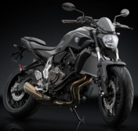 Yamaha MT-07 Rizoma Parts