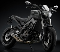 Yamaha MT-09 + Tracer Rizoma Parts
