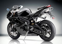 Triumph Daytona 675 ABS 2009- 2011 Rizoma Parts