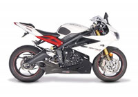 Triumph Daytona 675 R ABS 2013-2015 Rizoma Parts