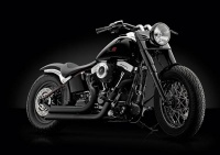 Rizoma Parts for Harley Davidson Softail Slim