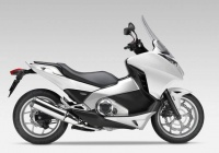 Honda Integra 700 2012 - 2013 Rizoma parts