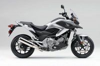 Honda NC700 X ABS 2012 - 2013 Rizoma Parts