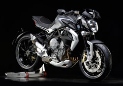 MV Agusta Brutale Dragster 800 2014- 2015 Rizoma Parts