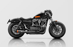 Rizoma parts for Harley Davidson Sportster Forty Eight