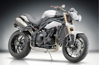 Rizoma parts Triumph Speed Triple 1050 2011 - 2013