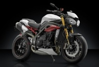 Triumph Speed Triple 1050 R 2016 - 2017