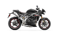 Triumph Speed Triple 1050 R 2018