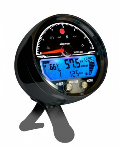 Acewell ACE-4354AB 6000RPM Speedometer
