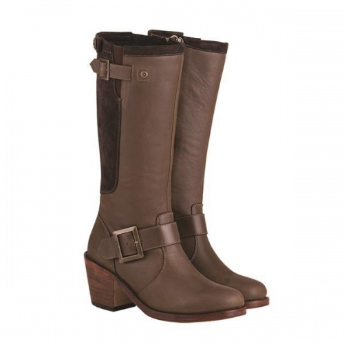 Indian Ladies Tall Engineer Boot