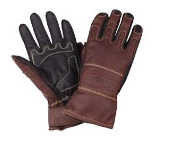 Indian New Two Tone Glove - Mens (CE Certified)